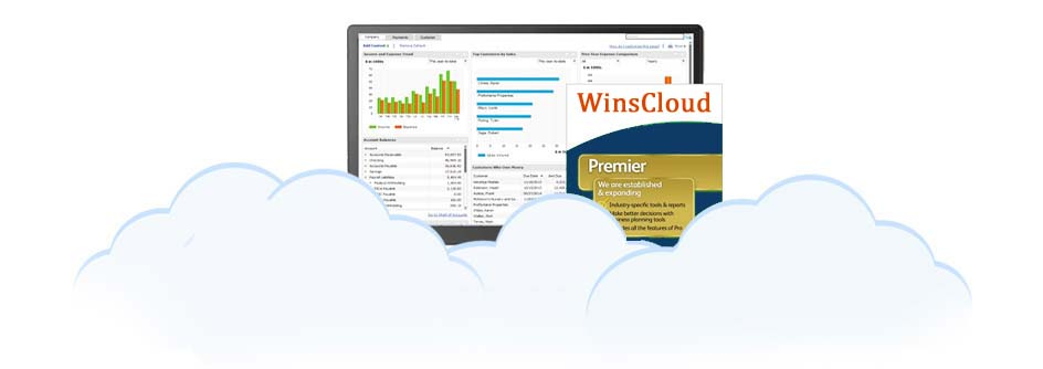 Premier QuickBooks Hosting - WinsCloud Matrix